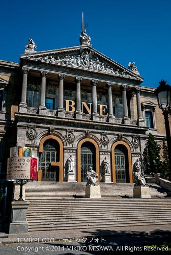国立図書館ファサード  15072
