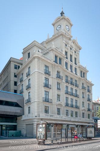 「パセオ・デ・ラ・カステジャーナ」の一番地(19世紀末から20世紀中庸に建てられた小さな宮殿又は屋敷の1つ)  15030