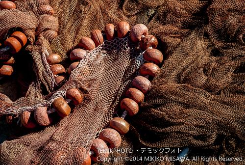 漁網 (ハベア港)  15207