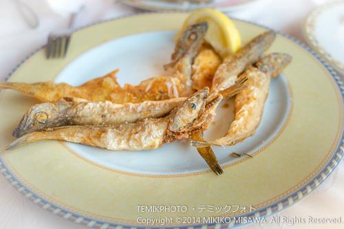 素朴だけれどとっても美味しい魚のフライ(ビジャホジョサ) 21343