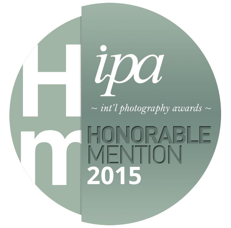 2015年度 国際写真賞 Honorable Mention賞