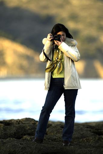 著者:三澤三貴子(Photographer MIKIKO MISAWA)