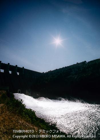 タホ川の放流 (カスティージャ・ラ・マンチャ地方・グアダラハーラ)  6494