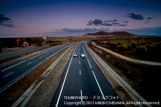 高速自動車道 (カスティージャ・ラ・マンチャ地方・グアダラハーラ)  6270