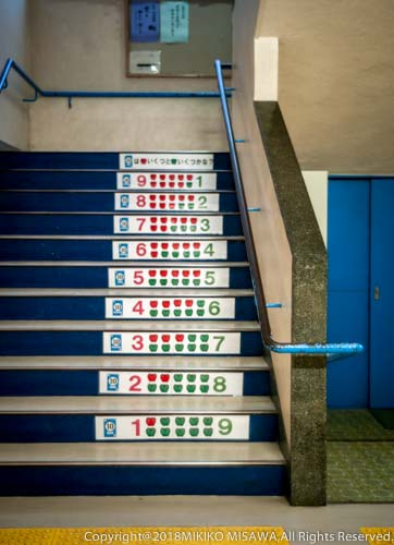 小学校の階段  28911