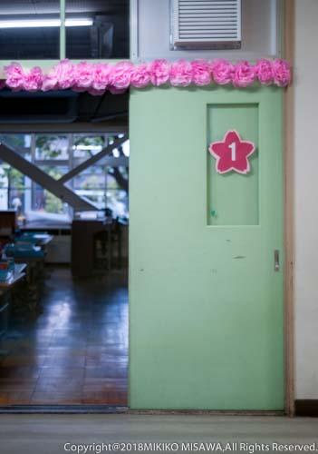 教室の扉  28912