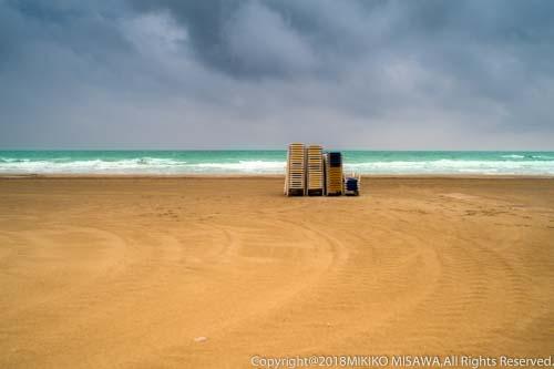 春の海岸(バレンシア地方)  4052